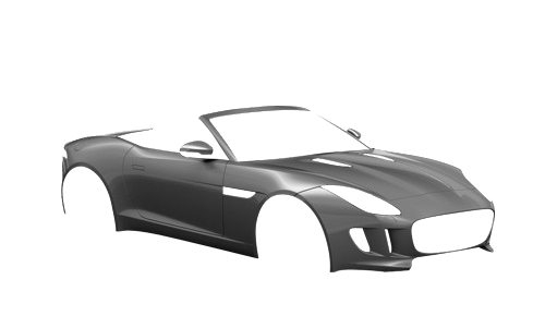 Цвета кузова F-Type