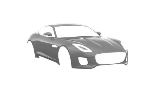 Цвета кузова F-Type Coupe